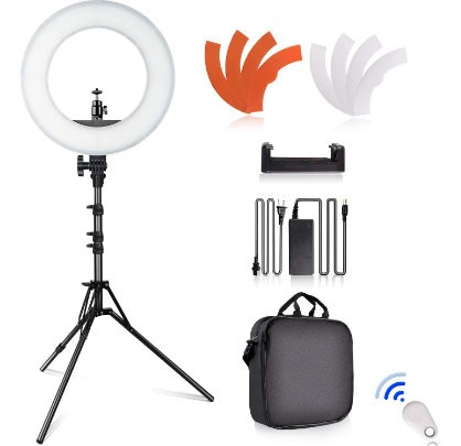 LED Ringlight with Stand