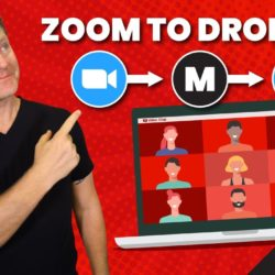 How to Automatically Transfer Zoom Recordings to Dropbox