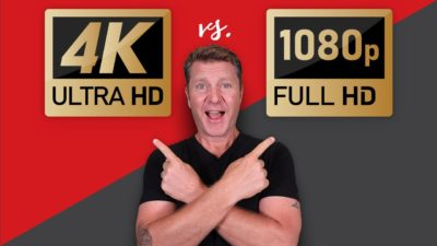 4K vs 1080P for your Business Marketing Videos
