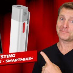 Sabinetek SmartMike+ Audio Test and Comparison